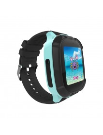 Bakeey DS58 GPS Positioning Children Watch SIM Card Two-way Communication SOS Waterproof Kids Smart Watch Phone