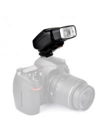 Viltrox JY-610N II i-TTL On-camera Mini Flash Speedlite for Nikon D3300 D5300 D7100 D750 D810 D610
