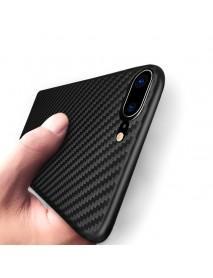 Bakeey Carbon Fiber Texture Anti Fingerprint PP Case For iPhone 7 Plus/8 Plus