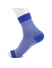 1 Pair Mens Plantar Fasciitis Compression Socks Foot Compression Sleeves for Ankle Heel Support