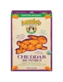 Annie's Homegrown Cheddar Bunnies (12x6.75 Oz)