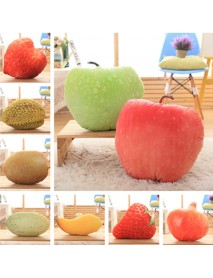 3D Simulation Fruit Pillow Decorative Cushion Throw Pillow With Inner Home Decor Sofa Emulationa