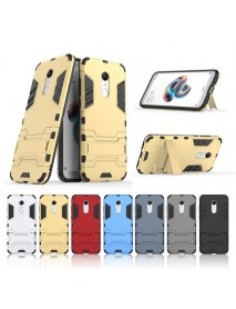 Bakeey Armored Hybrid TPU & PC Hard With Bracket Back Protective Case For Xiaomi Redmi 5 Plus