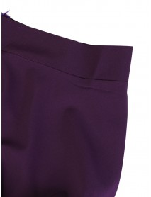 Solid Color Big Swing Casual Skirts With Pockets