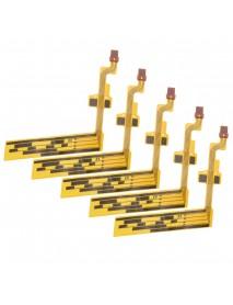 5 Pcs For CANON 18-55mm EF-S IS Lens Focus Electric Brush Flex Cable Repair Part