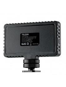 TELESIN GP-VSS-001 Protective Frame Case Microphone 6500K Video Light Vlog Kit Set for GoPro Hero 7 6 5 Black Action Camera