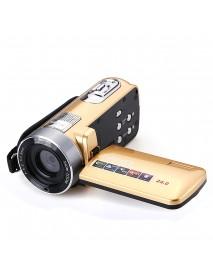 HD 1080P 24MP 18X Zoom 3.0 Inch LCD Digital Video Recorder IR Night Version DV Camera Camcorder DVR