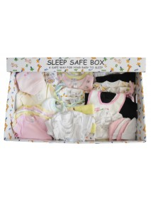 Girl 88 Piece Baby Starter Set Box