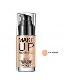 BIOAQUA Face Foundation Makeup BB Cream Concealer Whitening Moisturizer