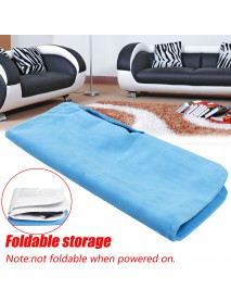 Electronic Waterproof Pet Electric Pad Blankets Heat Heated Heating Mat Dog Cat Bunny Bed