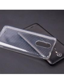 TPU Soft Transparent Anti-slip Drop-resistance Back Case For Ulefone Metal