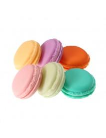 Candy Color Mini Storage Box Colorful Portable Ring Pendant Jewelry Accessories Box Display Case