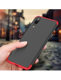Bakeey 3 in 1 Double Dip 360 Full Hard PC Cover Protective Case For Huawei P20