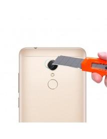 2 PCS Camera Lens Protector Soft Tempered Glass Rear Camera Phone Lens for Xiaomi Redmi 5