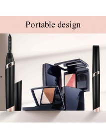 Electric Heated Eyelash Curler Quick Heating Long Lasting Curled Eyelashes Painless Curved Beauty Make Up Tool