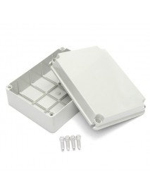 300*220*120mm Waterproof Junction Electronic Project Box Enclosure Cover Case