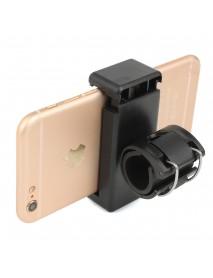 Arm Tripod Bracket Mobile Phone Holder Clip Adapter Mount Adjustable 55-75mm