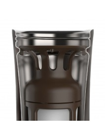 KISSKISS FISH Portable Intelligent Thermal Vacuum Water Bottle Accssories Tea Filter