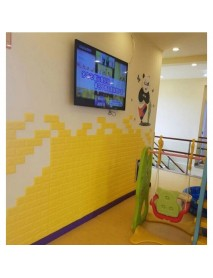 3D Wallpaper Decor Stone Brick PE Foam DIY Wall Sticker
