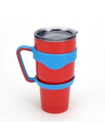 Honana CF-CH05 30oz Insulated Tumbler Rambler Cup Holder Universal Standard Mug Handle Drop
