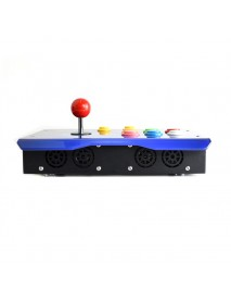 Waveshare Arcade-C-1P Arcade Game Console with Raspberry Pi 3 Model B+ Support RetroPie HDMI USB Ethernet 1080P Resolution Raspberry Pi 3B+ Controller