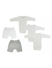 Infant Long Sleeve Onezies and Pants