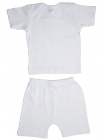 Bambini Two Piece Short Sleeve Short Set