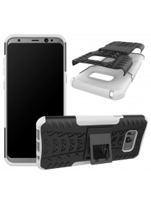 Bakeey 2 in 1 Armor Kickstand TPU PC Case Cover for Samsung Galaxy S8