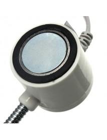 2W AC110-220V Sewing Machine 30 LED Gooseneck Light Magnetic Base with US Plug