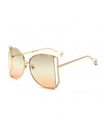 Men Women Outdoor Casual Metal Trim Marine Sunglasses Pearl Sunglasses