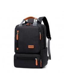 15.6 Inch Laptop Bag School Shoulder Backpack Anti-theft Lightweight Computer Backpack Travel Daypack for Unisex