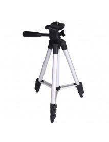 Extendable Aluminum Tripod Mount Stand Standard 1/4 Inch Screw Holder Photo Tripod Tripe