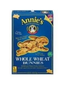 Annie's Homegrown Whole Wheat Bunny Cracker (12x7.5 Oz)