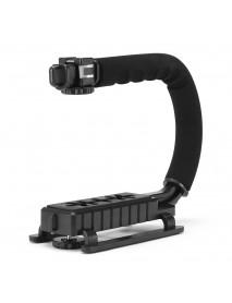 Ulanzi 3 Shoe Mounts Video Stabilizer Handheld Grip For Gopro Hero Action Camera Mount
