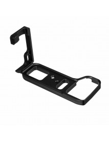QR Vertical Quick Release L Plate Bracket Grip Camera For Sony A7M3 A7R3 A7RIII