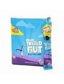 Clif Bar Kid Twisted Fruit Grape (18x.7 Oz)