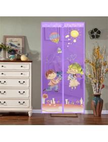 Anti-Mosquito Door Curtains Bug Divider Curtain Anti Mosquito Bug Curtain Screen Net Door
