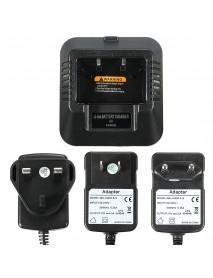 Radio Original Desktop Battery Charger Base Power Adapter Fit for Baofeng UV-5R