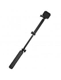 TELESIN Adjustable Extendable Tripod Monopod Stablizer for Gopro Xiaomi Yi Sjcam Camera