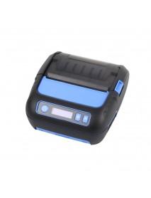 Milestone MHT-P28 BT Label and Receipt Printer Qr Code Sticker Barcode Thermal Printer 80mm