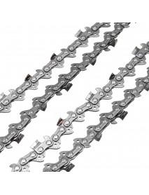 Wood Cutting Chainsaw Alloy Saws Chain 74 Link 18'' Bar 0.325''x0.063'' LP Blade