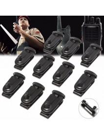10Pcs Belt Clip for Motorola Talkabout 2 Way Radios T5400 T6200C Walkie-talkie