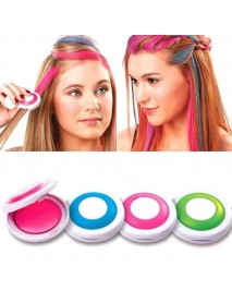 Disposable Hair Dye Honey Powder Dyed Chalk Dye Baking Cake Colorful Colors Beauty Disposable Hair Cream