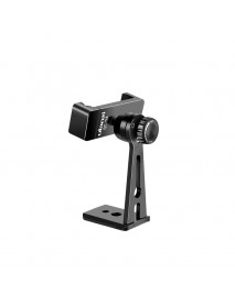 Ulanzi ST-04 Adjustable 360 Degree Rotation Turnable Phone Photography Clip Holder Stand Mount