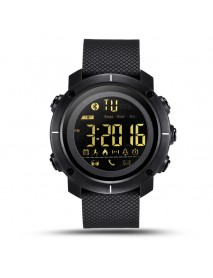 LEMFO LF19 Bluetooth Watch Blacklight Waterproof Sport Monitor Call Message Reminder Smart Watch