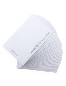10Pcs NFC Smart Card Reader Tag Tags S50 IC 13.56MHz IC Copier Read Write White Cards