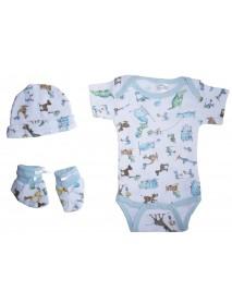 Bambini Boys Baby Gift Set