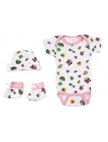 Bambini Girls Baby Gift Set