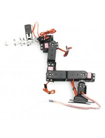 6DOF Robot Arm 3D Rotating Machine Kit for