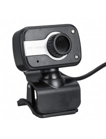 8 Megapixel HD Manual focus USB Webcam PC Laptop Universal Digital Full Web Camera for Home Work Chat Teaching Class